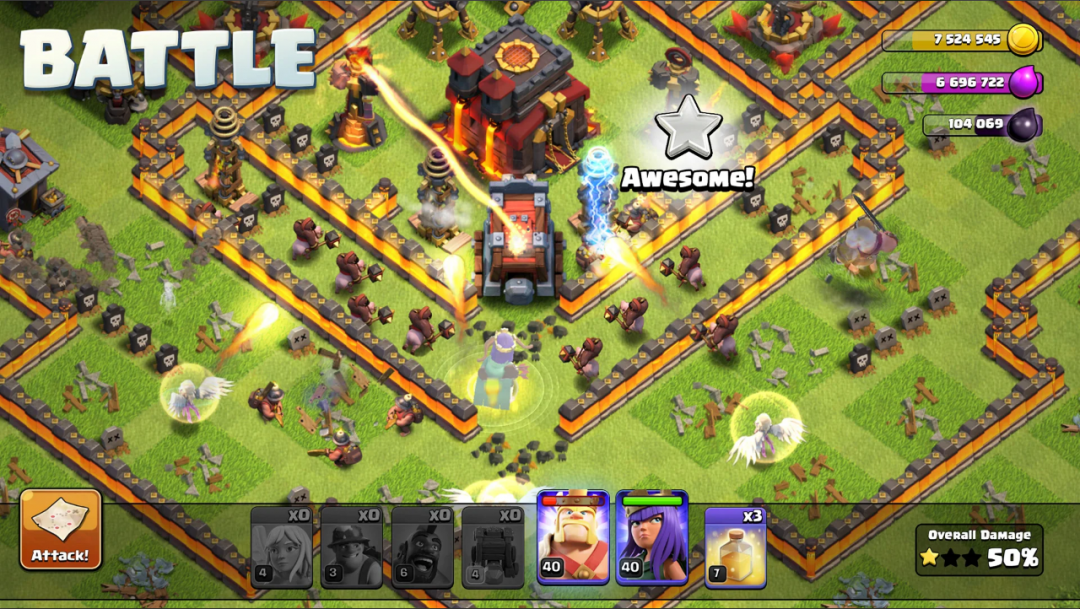 Clash of Clans  Home page