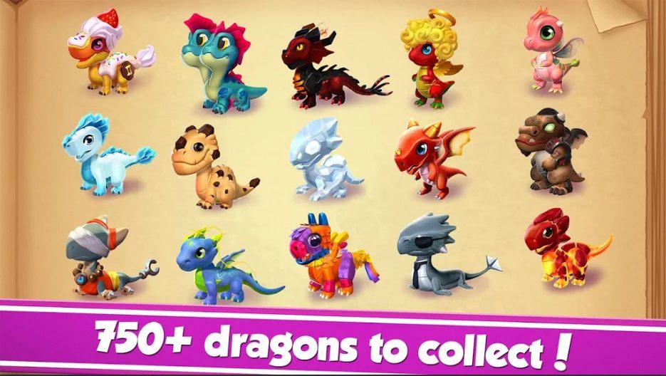 Dragon Mania Mod APK Legend Mod 2021