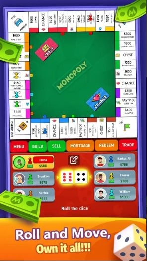 Monopoly APK Uptodown Classic Real Estate