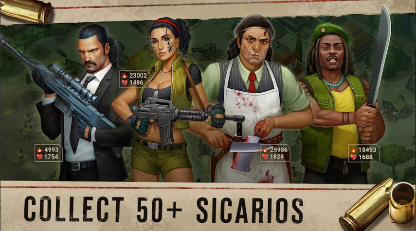 Narcos Cartel Wars Mod APK Download Latest 2021