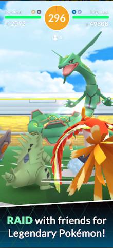 Pokemon Go APK Mod With Joystick3