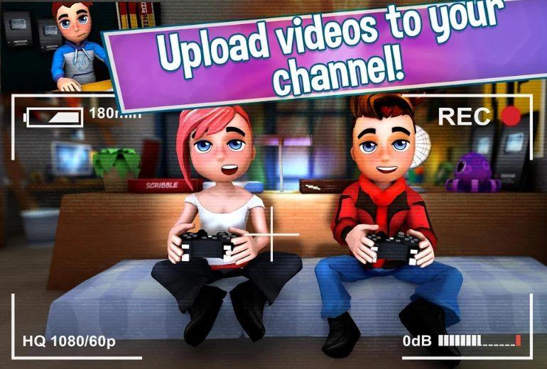 Youtubers Life APK Mod Latest Version 2021