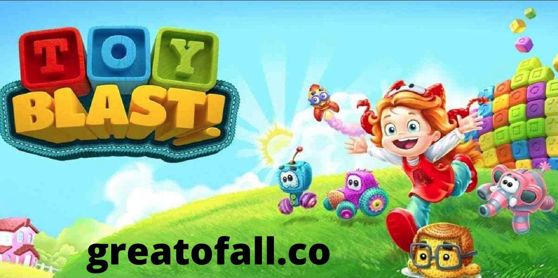 Toy Blast Mod APK All Level UnBlocked