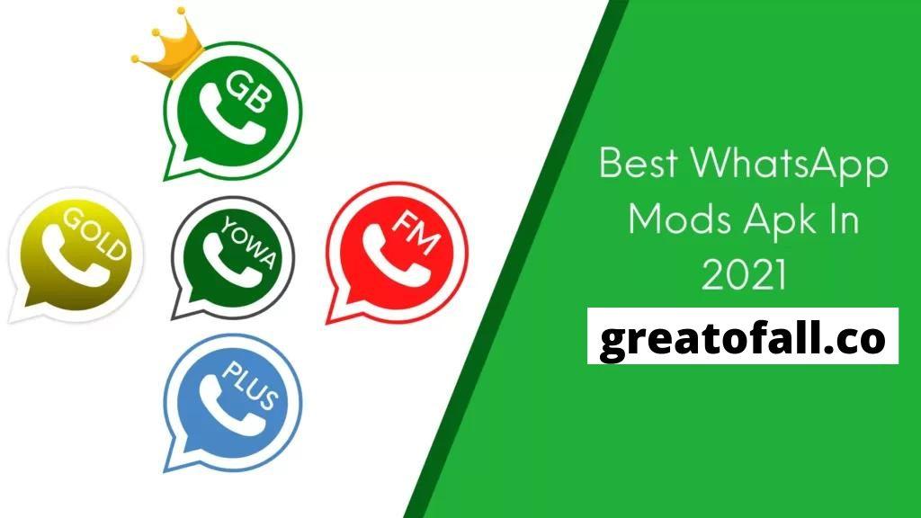 10 Best WhatsApp Mod APK